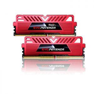 رم کامپیوتر گیل EVO Potenza 8GB DDR4 3200 Dual