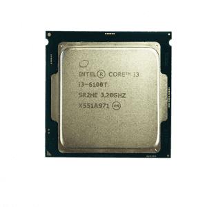 سی پی یو اینتل Core i3-6100T