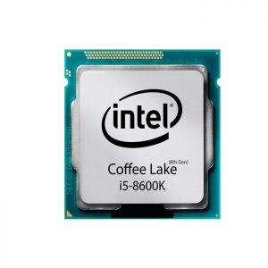 سی پی یو اینتل Core i5-8600K