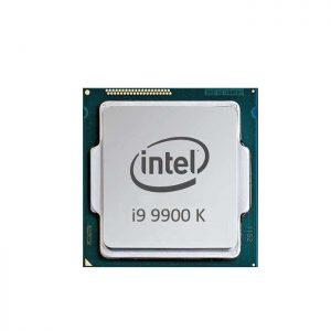 سی پی یو اینتل Core i9-9900K