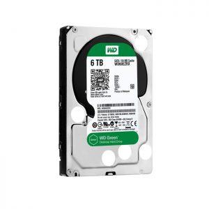 هارد وسترن دیجیتال Green 6TB WD60EZRX