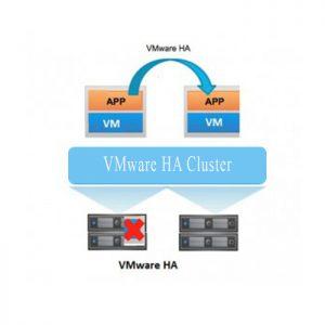 طراحی و پیاده سازی VMware HA