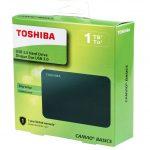 هارد اکسترنال توشیبا Canvio Basics 1TB USB3.0