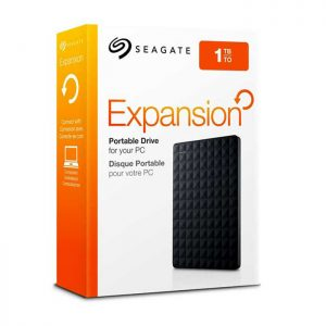 هارد اکسترنال سیگیت Expansion Portable 1TB USB 3.0