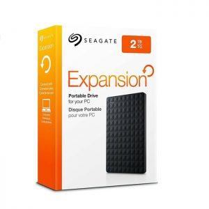 هارد اکسترنال سیگیت Expansion Portable 2TB USB3