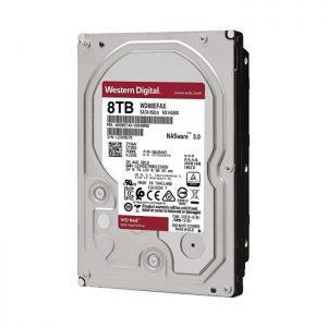 هارد اینترنال وسترن دیجیتال Western Digital Red Plus 8TB