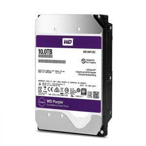 هارد اینترنال وسترن دیجیتال Western Digital purple 10TB
