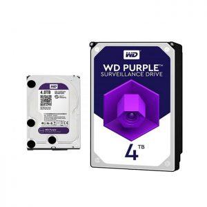 هارد اینترنال وسترن دیجیتال Western Digital purple 4TB