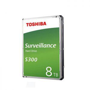 هارد توشیبا S300 Surveillance 8TB