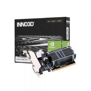 کارت گرافیک انو تری دی GT710 2G DDR3 64BIT INNO3D