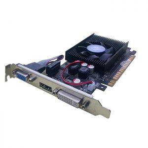 کارت گرافیک توربو چیپ RADEON 6450 2G DDR3 64BIT