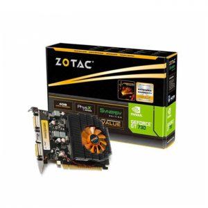 کارت گرافیک زوتک GT730 4G DDR3 64BIT ZOTAC