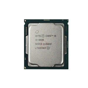 سی پی یو اینتل Core i5-8600