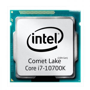 سی پی یو اینتل Core i7-10700K Tray