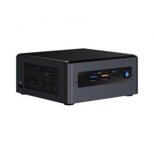مینی پی سی اینتل NUC8I5BEH Core i5 4GB 120GB