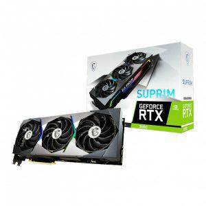 کارت گرافیک ام اس ای RTX 3080 Suprim 10Gb