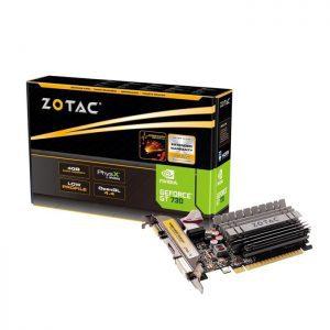 کارت گرافیک زوتاک GeForce GT 730 4GB DDR3