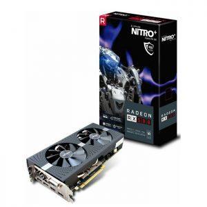 کارت گرافیک سافایر Nitro Plus Radeon RX 580 4GB