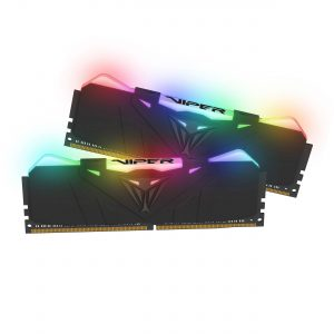 VIPER RGB 16G 3200 CL16 DUAL BLACK