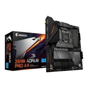 مادربرد گیگابایت Z490 Aorus Pro AX Gaming