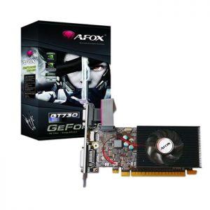 کارت گرافیک ای فاکس GT730 4G DDR5 128BIT