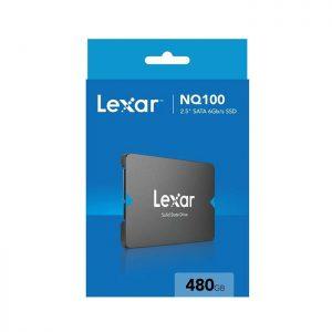 حافظه اس اس دی لکسار NQ100 480GB