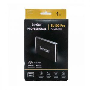 حافظه اس اس دی لکسار SL100 PRO 1TB