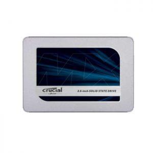 حافظه اس اس دی کروشیال MX500 500GB 3D NAND