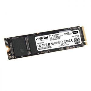 حافظه اس اس دی کروشیال P1 1TB 3D M.2
