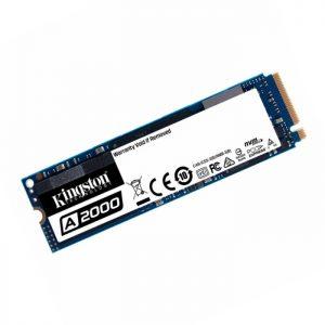 حافظه اس اس دی کینگستون A2000 M.2 1TB