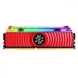 رم دسکتاپ SPECTRIX D80 RGB Liquid Cooling 8GB DDR4 3200MHz CL16 Single