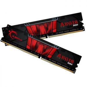 رم کامپیوتر جی اسکیل AEGIS-GISB 8GB 1Ch DDR4 3000MHz CL16