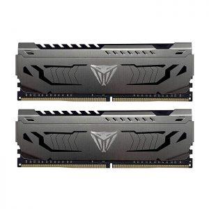 رم کامپیوتر پتریوت Viper Steel Series DDR4 64GB 3600MHz Dual