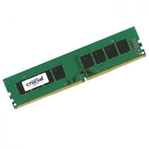 رم کامپیوتر کروشیال DDR4 2133MHz CL15 Single 4GB