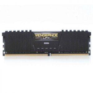 رم کامپیوتر کورسیر Vengeance LPX DDR4 8GB 3000MHz C16 Single
