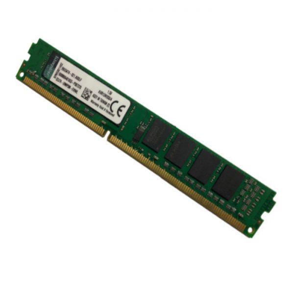 رم کامپیوتر کینگستون 4GB DDR3 1333MHz