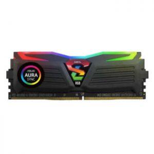 رم کامپیوتر گیل SUPER LUCE RGB SYNC DDR4 3200MHz CL16 Single 8GB