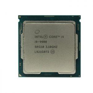 سی پی یو اینتل Core i9-9900