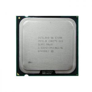 سی پی یو اینتل Core2-Duo-E7200-Socket-775