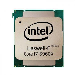 سی پی یو اینتل Haswell-E Core i7-5960X