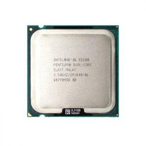 سی پی یو اینتل Pentium Processor E5200