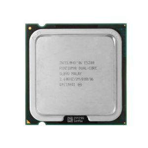 سی پی یو اینتل Pentium Processor E5300