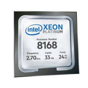 سی پی یو اینتل Xeon Platinum 8168