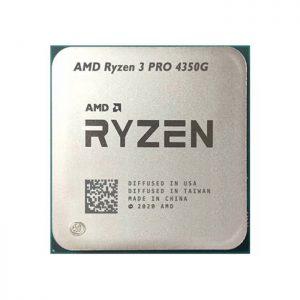 سی پی یو ای ام دی Ryzen 3 Pro 4350G