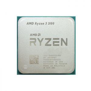 سی پی یو تری ای ام دی RYZEN 3 3100