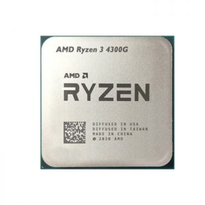 سی پی یو تری ای ام دی Ryzen 3 4300G