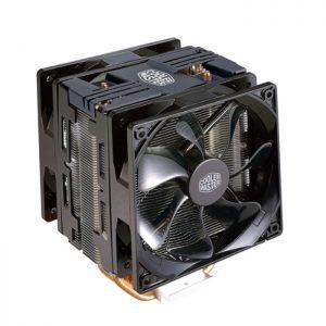 فن پردازنده کولرمستر Hyper 212 LED Turbo Black Edition