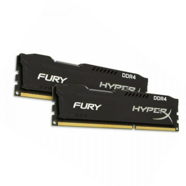 رم کامپیوتر کینگستون HyperX FURY 16GB 2666Mhz CL15 DDR4